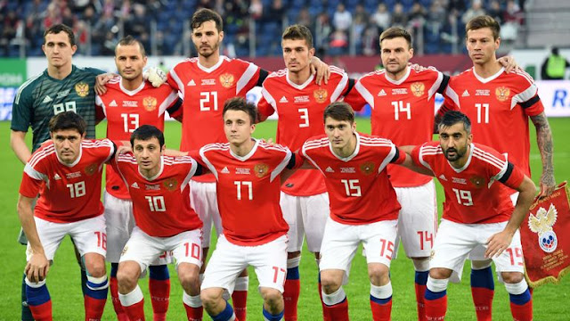 Russia 23 man squad_world cup