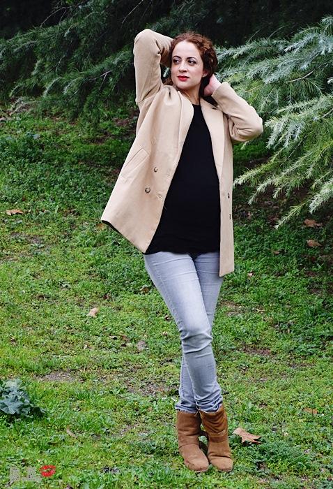 Outfit-Abrigo-Beige-Shein-4