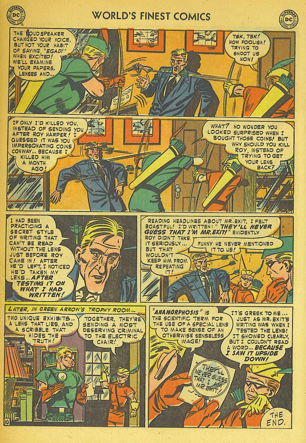 Read online World's Finest Comics comic -  Issue #57 - 26
