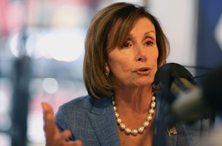 Pelosi To Clinton: Ease Up On The Woman Thing
