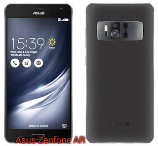 Asus Zenfone AR Review With Specs, Features And Price