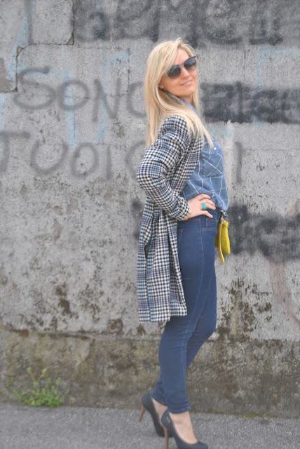 outfit jeans skinny come abbinare i jeans skinny abbinamenti jeans skinny how to wear jeans skinny how to wear skinny jeans how to combine skinny jeans how to match skinny jeans spring outfit outfit aprile 2016 outfit primaverili mariafelicia magno fashion blogger color block by felym fashion blogger italiane fashion blog italiani fashion blogger milano blogger italiane blogger italiane di moda blog di moda italiani ragazze bionde blonde hair blondie blonde girl fashion bloggers italy italian fashion bloggers influencer italiane italian influencer