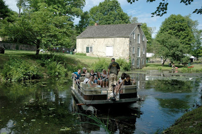 Waterloo Village Canal Day on Saturday Features a Day of