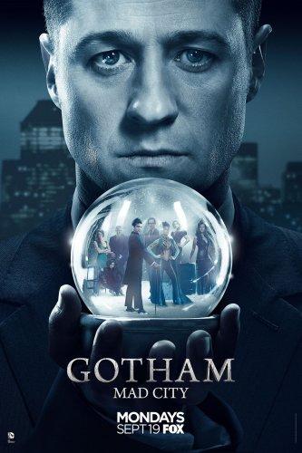 Gotham Temporada 3 (HDTV 720p Ingles Subtitulada) (2016)