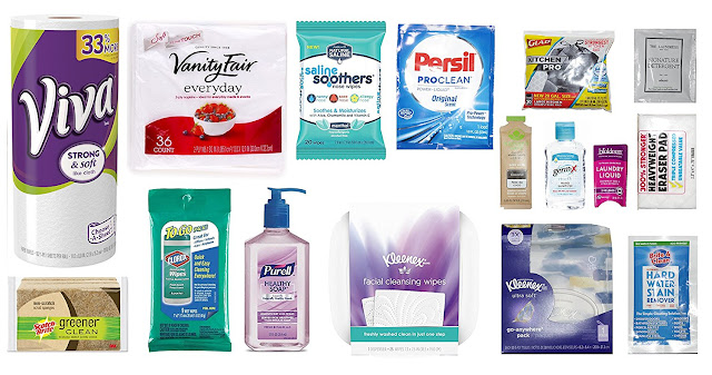 Amazon Prime: Household Essentials Sample Box from Amazon for $14.99 and Get a $14.99 Credit!
