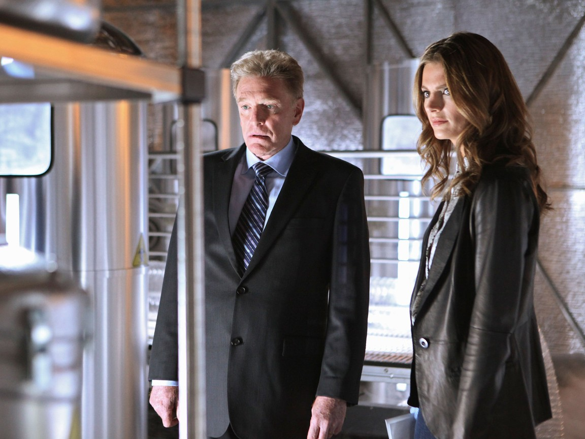 Castle - Season 4 Episode 03: Head Case