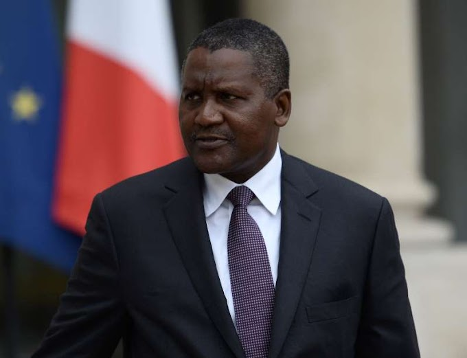 Dangote Remains Africa's Richest Man