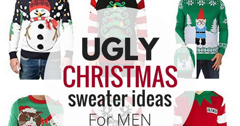 17 Ugly Christmas Sweater Ideas For Men Thirty Eighth Street