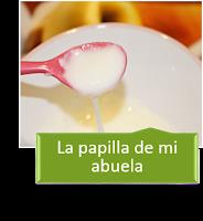 LA PAPILLA DE MI ABUELA