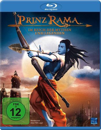 Ramayana The Epic (2010) Hindi Dubbed 480p BluRay 300MB