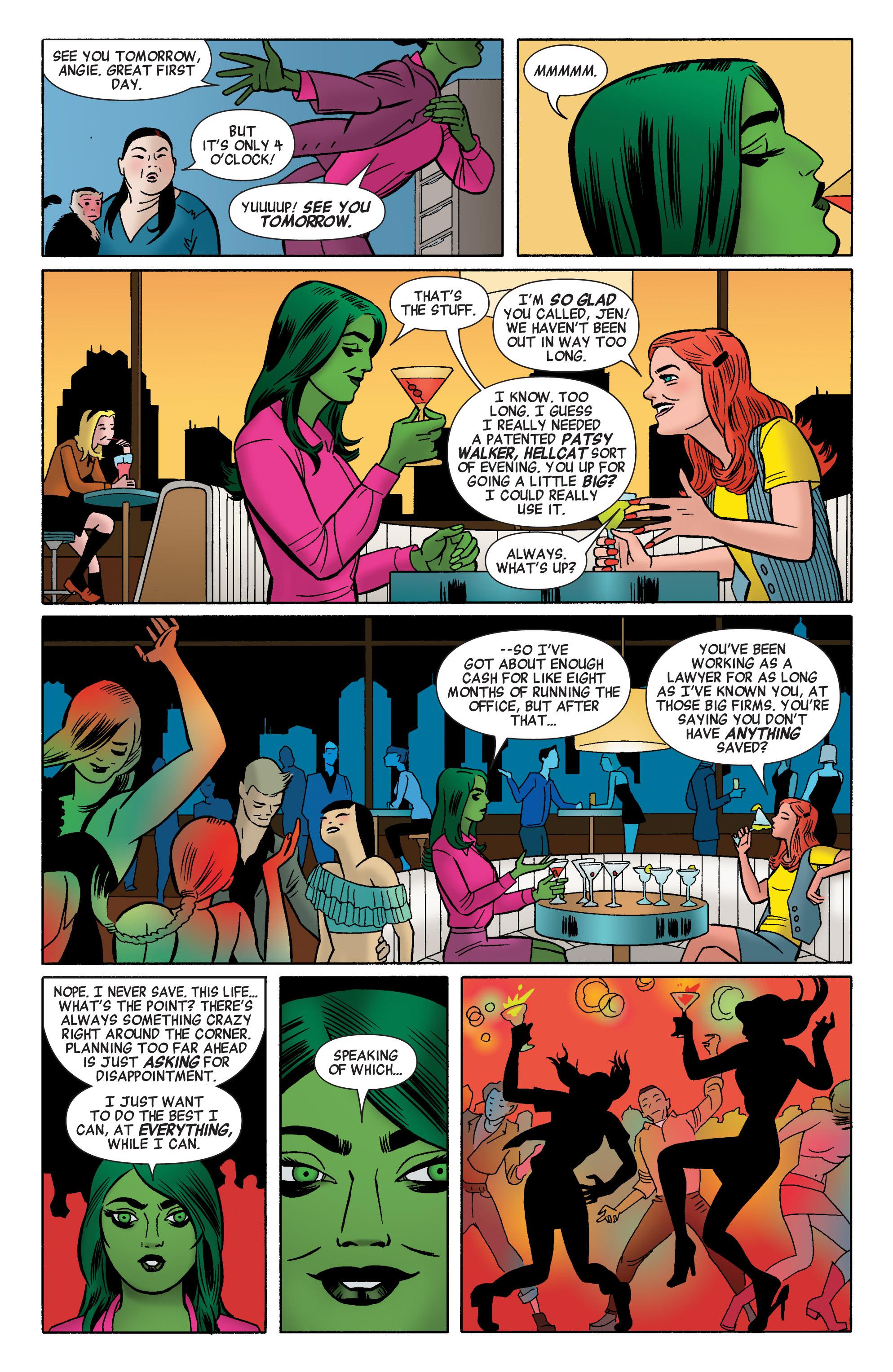 Read online She-Hulk (2014) comic -  Issue #2 - 10