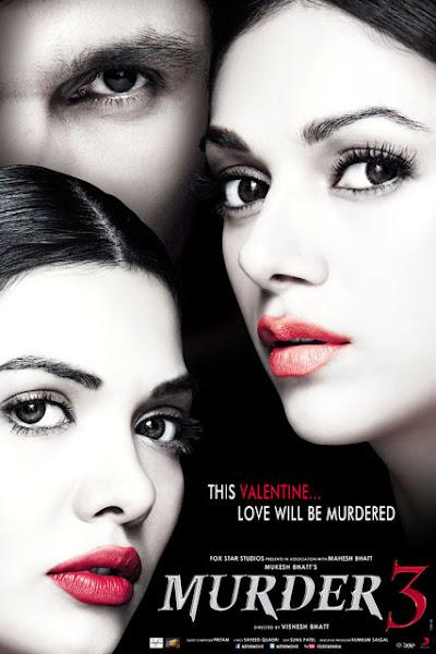 Poster Of Murder 3 (2013) Hindi 720p BRRip Full Movie Download