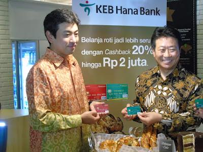 kerjasama keb hana bank dengan tlj