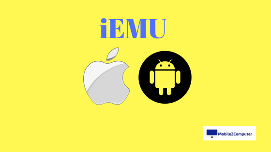 iEMU iOS Emulator for Android
