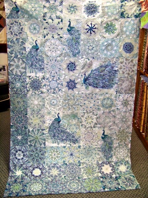 Attic Window Quilt Shop A Real One Block Wonder