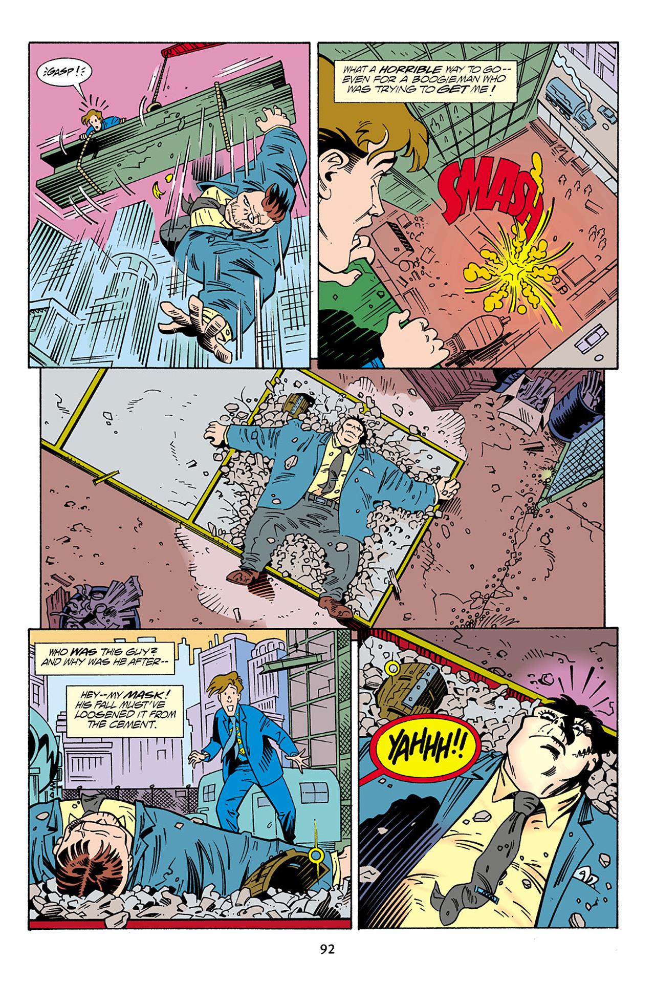 Read online Adventures Of The Mask Omnibus comic -  Issue #Adventures Of The Mask Omnibus Full - 92