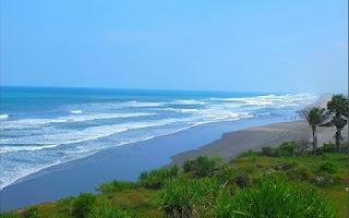 Tempat Wisata di Yogyakarta parangtritis