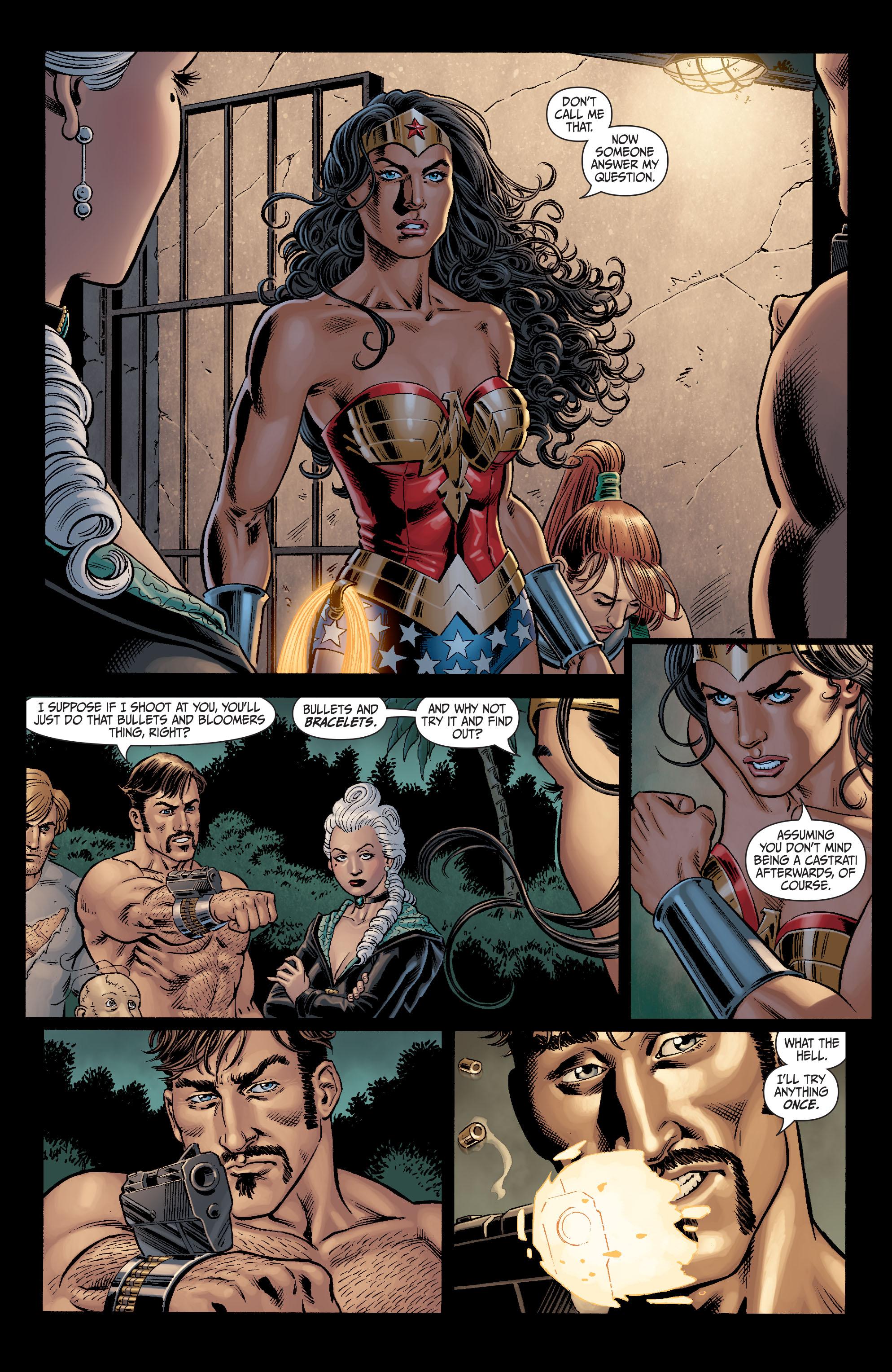Read online Secret Six (2008) comic -  Issue #12 - 4