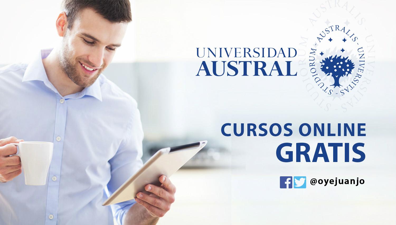 8 Cursos Online Gratis De La Universidad Austral