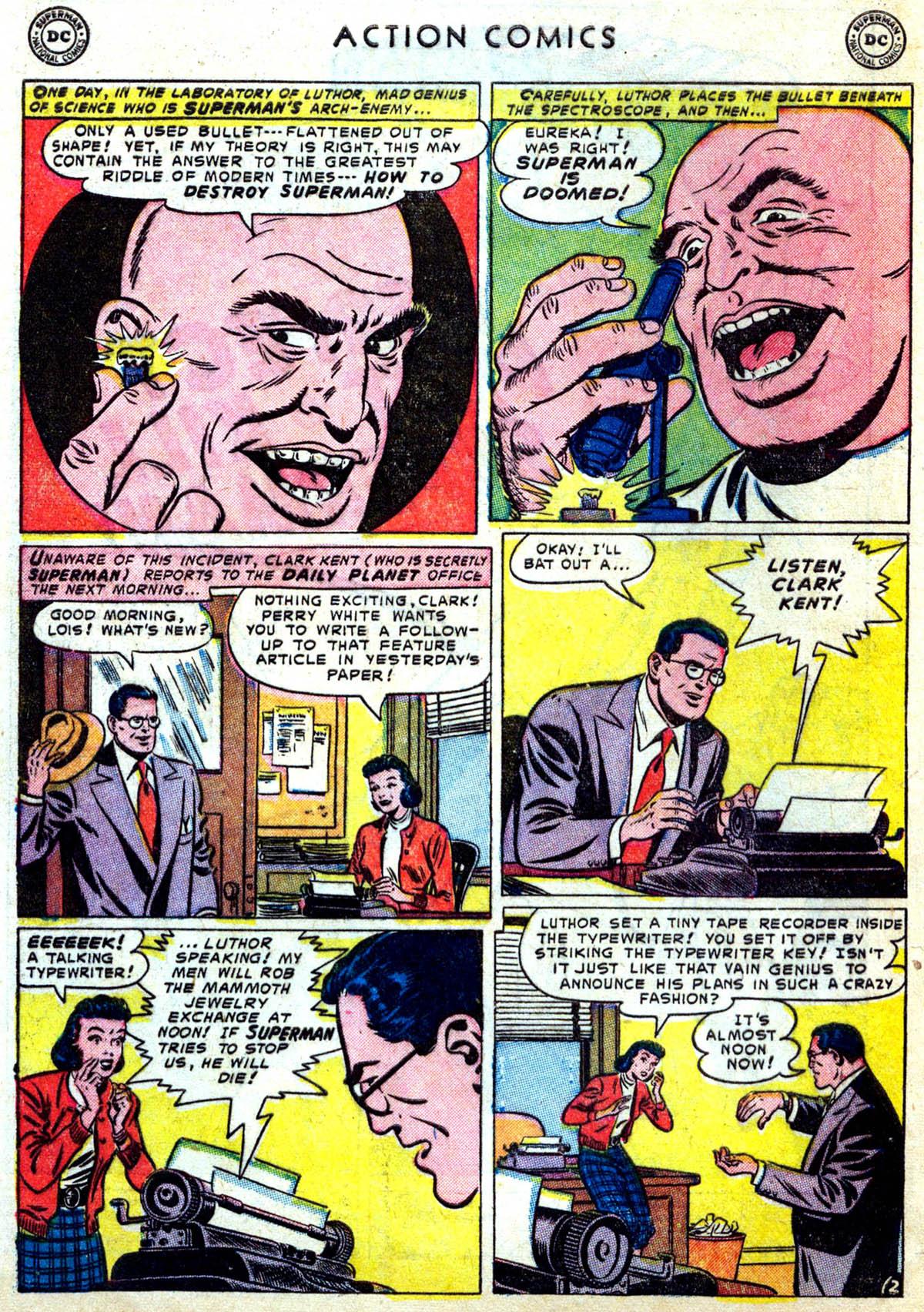 Action Comics (1938) 183 Page 3