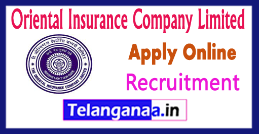 OICL Oriental Insurance Company Limited Recruitment -300 Vacancy  Apply Online