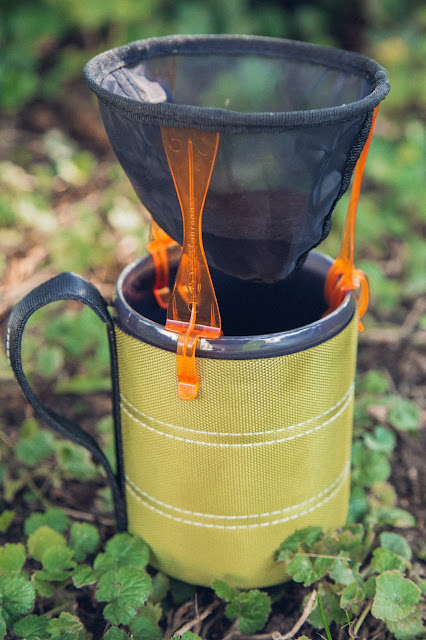 Gear of the Week #GOTW KW 38  Kaffee für unterwegs  GSI Outdoors  Ultralight Javadrip  Commuter Java Press  Infinity Backpacker Mug 03