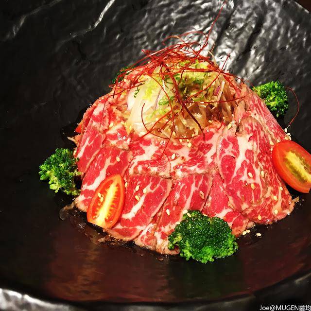 IMG 7545 - 【熱血採訪】一中結合LoungeBar 的 MUGEN 姜均日式手創sushi Bar @空運海鮮@日式手做料理@平價定食