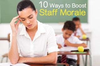 staff-morale
