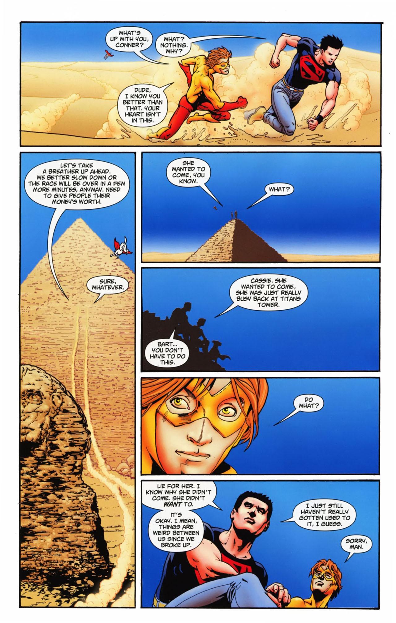 Superboy [I] Issue #5 #5 - English 15