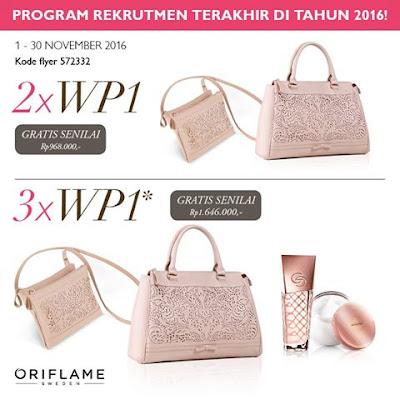 Daftar Member Oriflame Jakarta November 2016