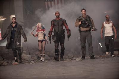 Sinopsis dan Foto Film Suicide Squad