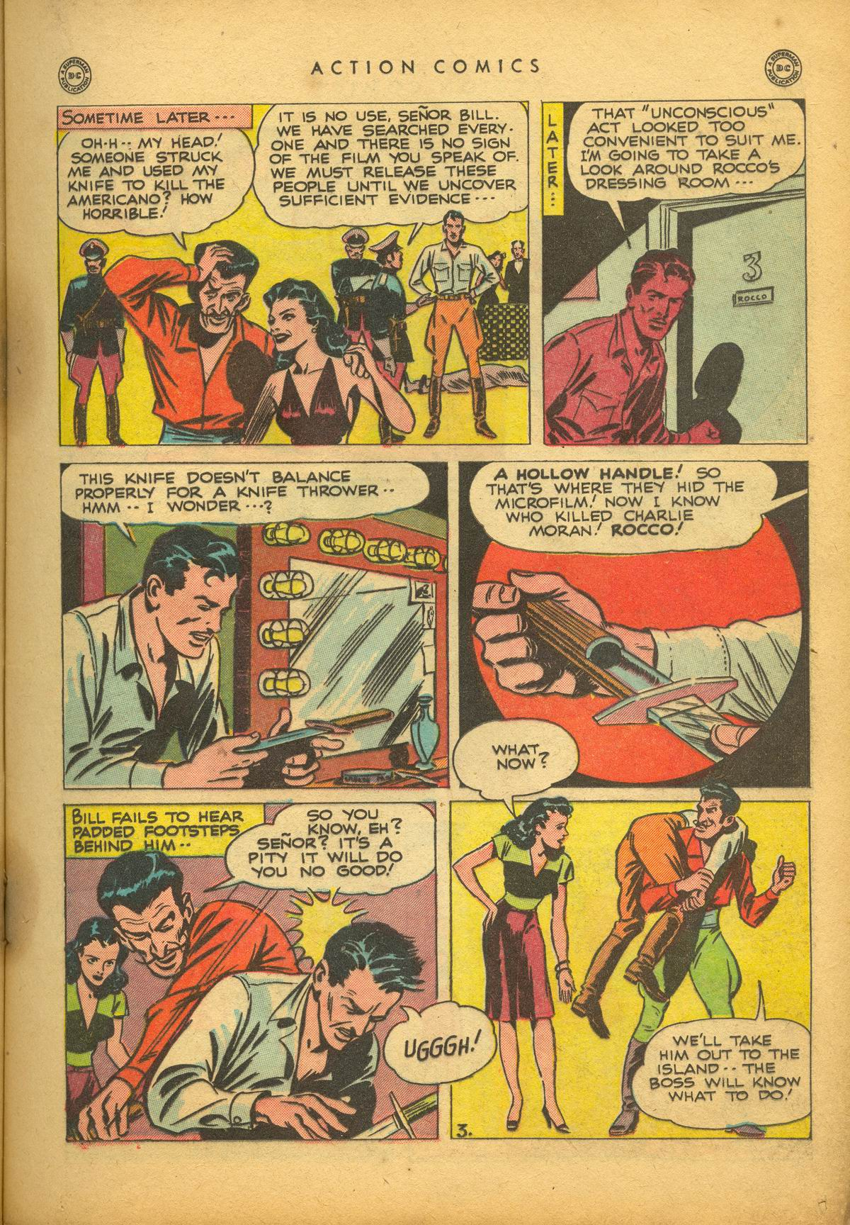 Read online Action Comics (1938) comic -  Issue #112 - 19