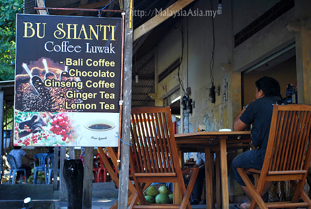 Luwak Coffee in Bali