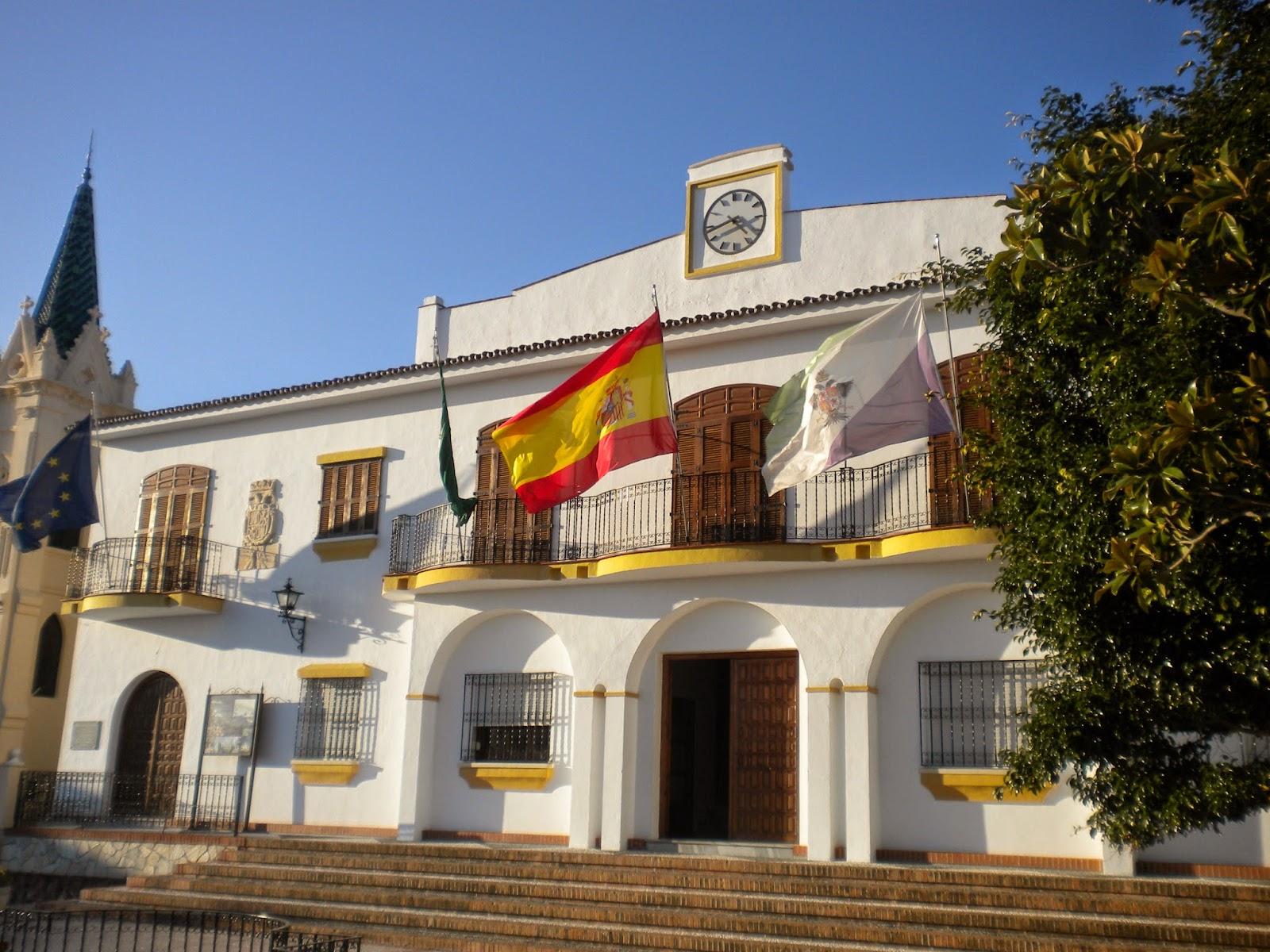 Pueblos-andaluces: Alhaurín el Grande (Málaga)
