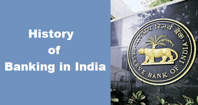 History of Banking in India - One Liner Key Points