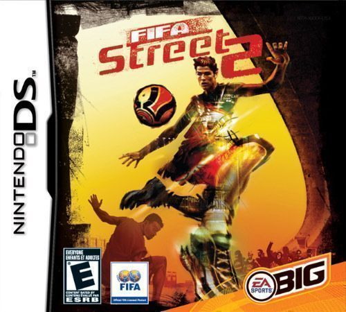ROMs - FIFA Street 2  - NDS Download