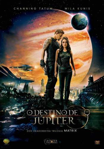 O Destino de Júpiter Torrent – BluRay 720p/1080p Dual Áudio (2015)