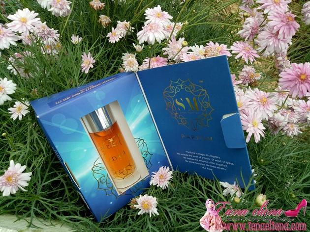 SM Parfum Collection for ADAM