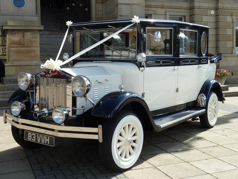 Sewa mobil klasik wedding