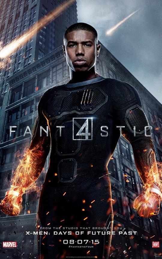Fantastic Four 2015