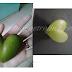 Depois da manga chifre, manga no formato de coração é encontrada em Petrolina-PE