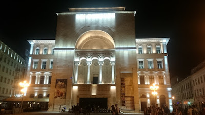 Casa de la opera timisoara