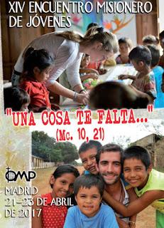misioneros, jóvenes, omp, encuentro misionero