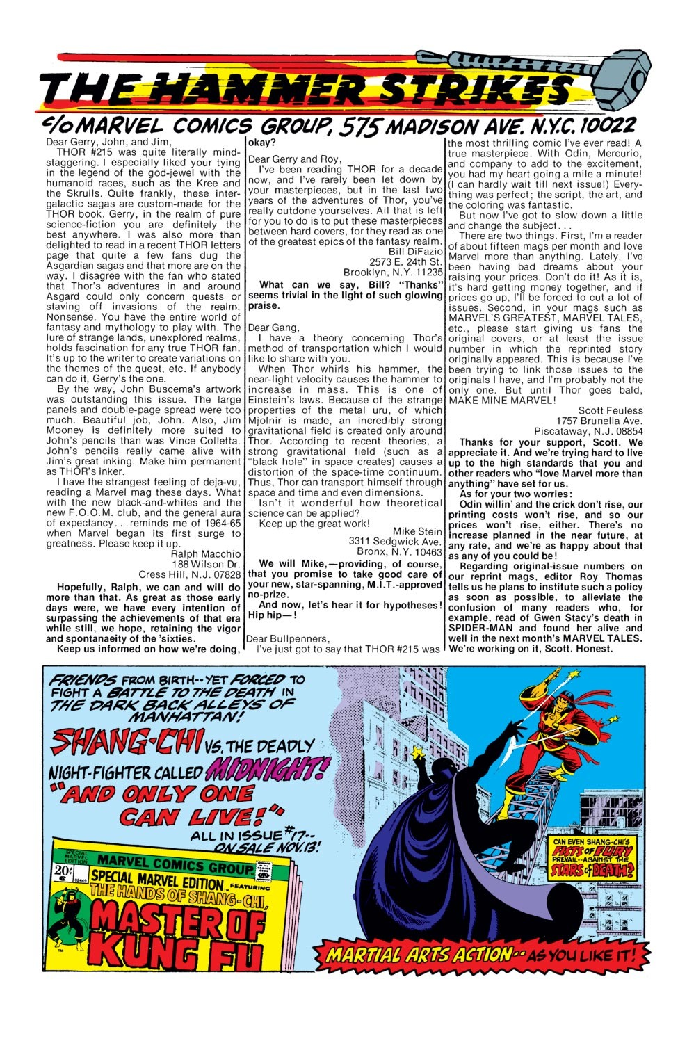 Thor (1966) 220 Page 20