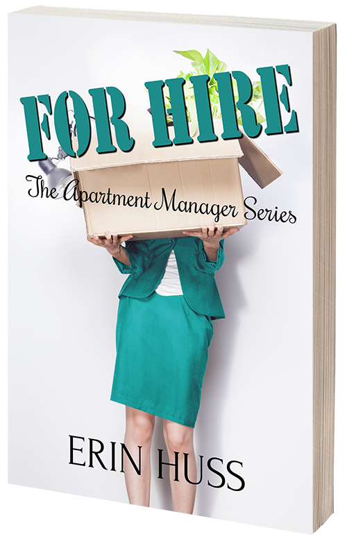 For Hire, by Erin Huss