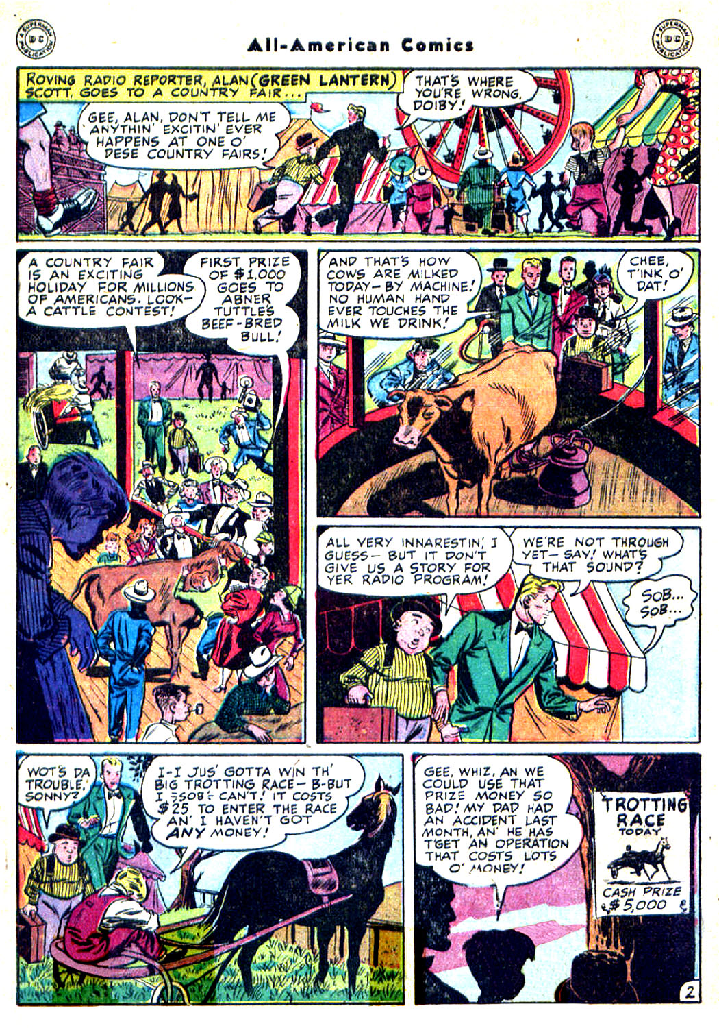 Read online All-American Comics (1939) comic -  Issue #97 - 4