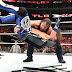 TLC 2016 - AJ Styles Terlilit Cidera Pasca Pertandingan