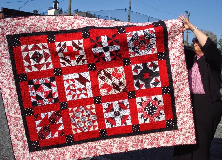 Little Quilts Blog: Saturday Sampler Show And Tell Part 2