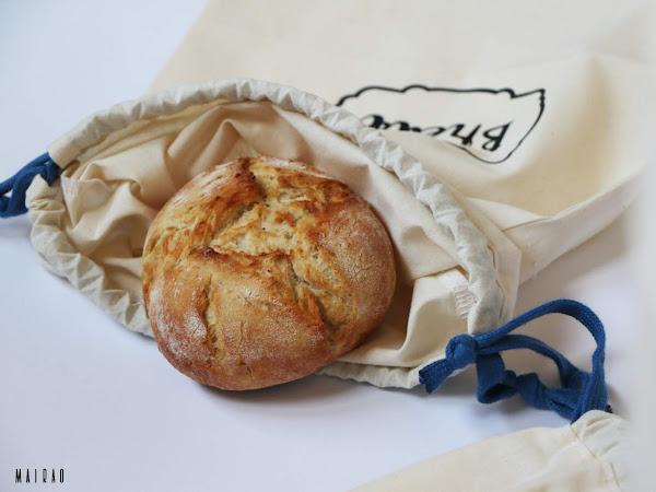 Brot Beutel - Umweltbewusst Leben