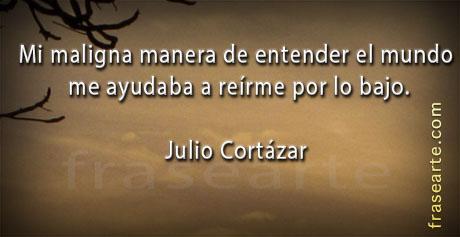Frases para la vida Julio Cortázar